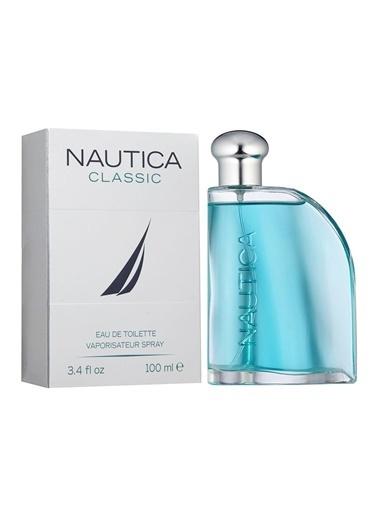 Nautica Classic EDT 100 Ml Erkek Parfümü Renksiz